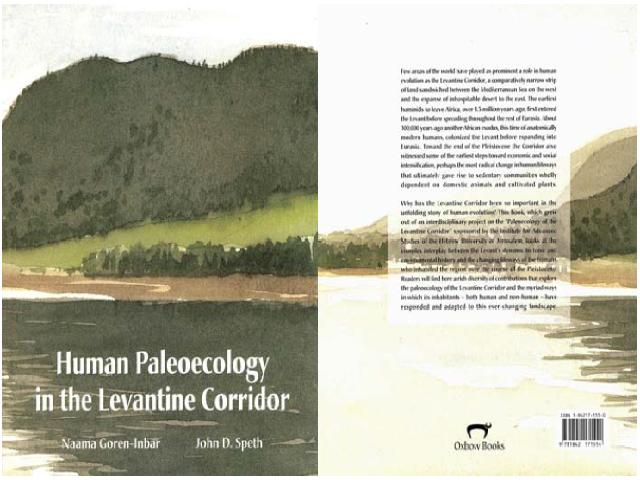 Human paleoecology in the Levantine Corridor