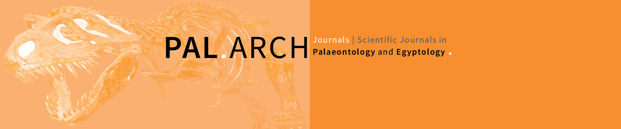 PalArch's Journal of Vertebrate Palaeontology